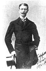 Max von Schwarzkoppen siempre afirmó que nunca había conocido a Dreyfus.