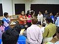 Science Career Ladder Workshop - Indo-US Exchange Programme - Science City - Kolkata 2008-09-17 01445.JPG