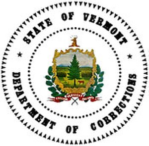 Vermont Department of Corrections - Image: Seal of the Vermont Department of Corrections