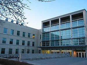 University of Iowa - Seamans Center for the Engineering Arts and Sciences