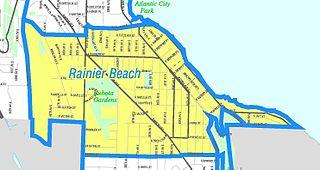 Rainier Beach, Seattle neighborhood in Seattle, Washington, U.S.