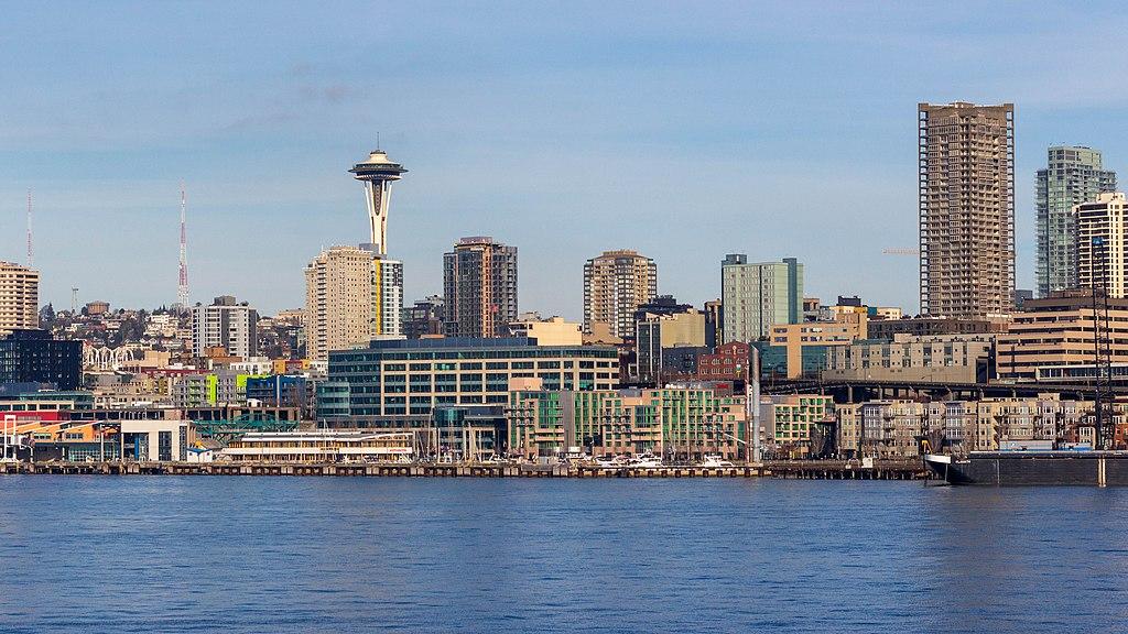 Seattle Skyline 2019-1114
