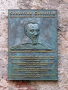Sebastien Castellion Wikipedia