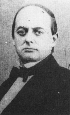 Sebastian Lerdo de Tejada