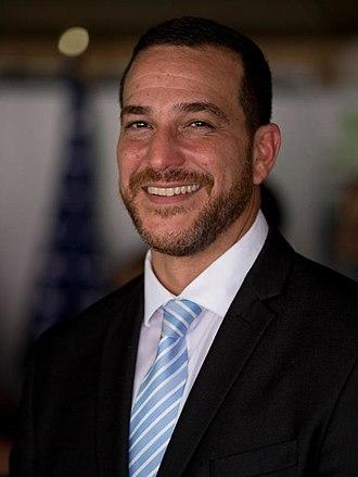 Fernando Gil - Image: Secretario de Vivienda de Puerto Rico