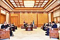 Secretary Pompeo Meets With President Moon in Seoul (31282273898).jpg