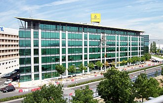 Correos - Correos headquarters (Madrid)
