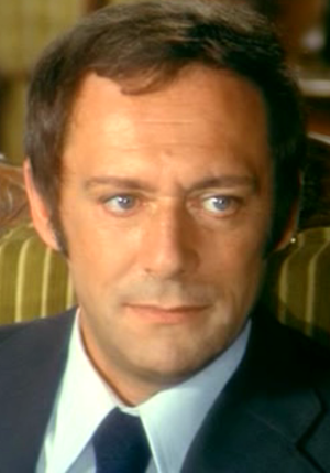 Maurice Ronet - Ronet in a scene from the Italian film Seduction (1973)