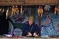 Selling dried fish near Tokmok, Kazakhstan 2.jpg