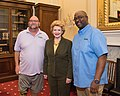 Senator Stabenow meets with representatives of the American Kidney Fund (32466800154).jpg