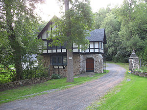 Senneville, Quebec - Gatekeeper's Cottage, Senneville