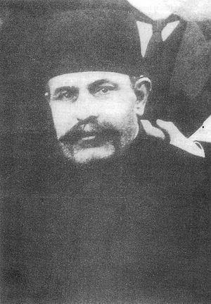 Fathollah Khan Akbar - Image: Sepahdar