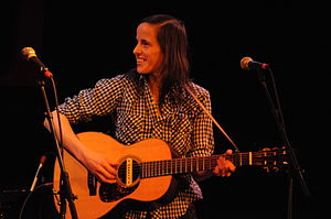 Sera Cahoone - Cahoone performing in 2011