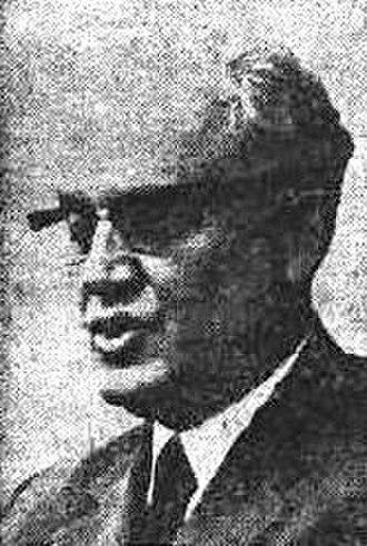 President of the Presidency of Yugoslavia - Sergej Kraigher