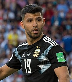 Серхио агуэро википедия футболист