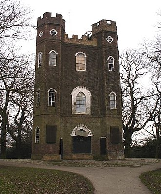 Shooter's Hill - Severndroog Castle