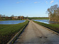 Sewage works road beside the Great Ouse - geograph.org.uk - 338019.jpg