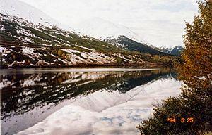 Seward Highway - Summit Lake