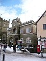 Shaftesbury, the Town Hall - geograph.org.uk - 1153005.jpg