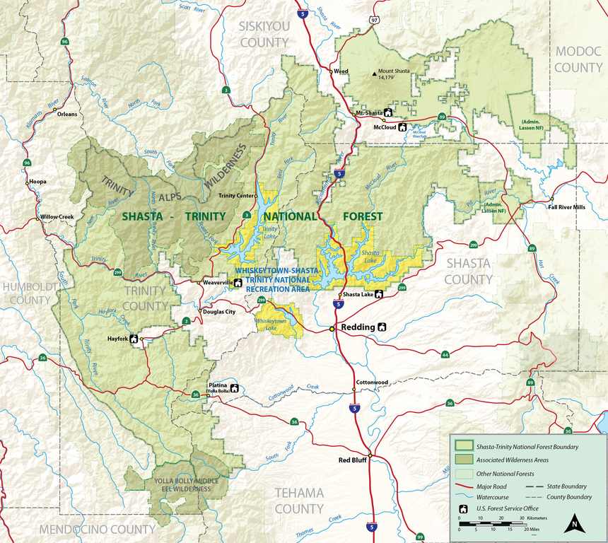 File:Shasta Trinity National Forest Map.png - Wikimedia Commons