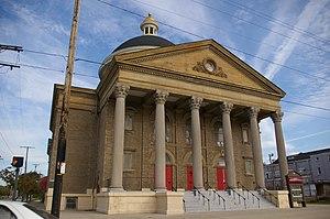 Central, Cleveland - Image: Shiloh Baptist Church Cleveland Ohio