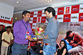 Shraddha Kapoor at promotions of Aashiqui 2 in Ahmedabad.jpg