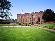 Shrewsbury Castle Keep