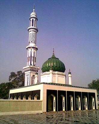 Barelvi - Shrine of Islamic Naqshbandi saints of Allo Mahar Sharif