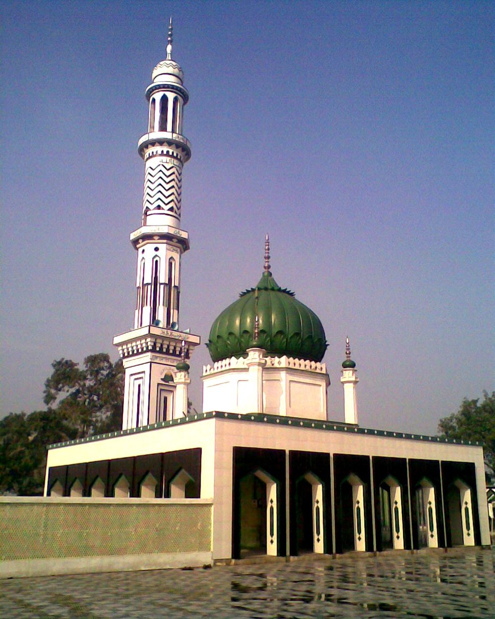 Shrine Of Allo Mahar sharif