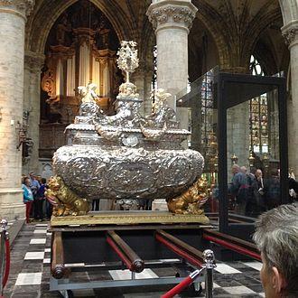 Gummarus - Reliquary in Lier