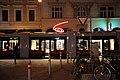 Siebensterngasse KosmosTheater Straßenbahn 49 Wien 2014.jpg