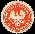 Siegelmarke Amt Langenweddingen - Kreis Wanzleben W0219153.jpg