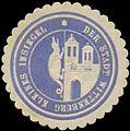 Siegelmarke Kleines Insiegel der Stadt Wittenburg W0390521.jpg