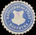 Siegelmarke Magistrat der Stadt Hornburg W0310439.jpg