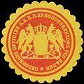 Siegelmarke Ordonanz Officier S.K.H. des Erbgrossherzogs von Baden W0350192.jpg