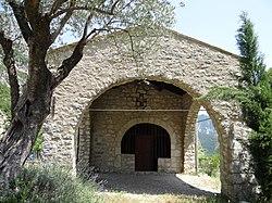 Sigale - Chapelle Notre-Dame-d'Entrevignes -01.JPG