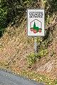 Sign of Les Plus Beaux Villages de France in Belcastel.jpg