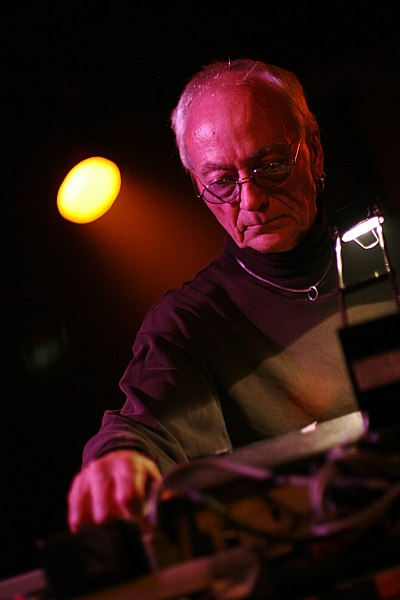 Picture of a band or musician: Silver Apples