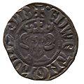 Silver penny of Edward I (YORYM 2014 452 203) obverse.jpg