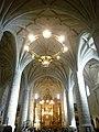 Simancas - Iglesia de El Salvador, interior 33.jpg