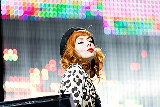 The Anchoress (musician) Welsh multi-instrumentalist, songwriter and author Catherine Anne Davies