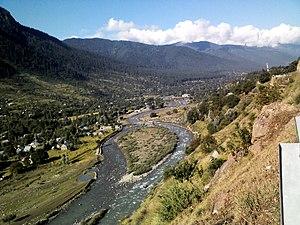 Sind River - Sind River at Gatribal