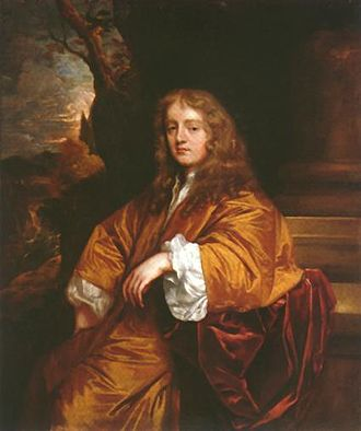Kingston Lacy - Sir Ralph Bankes, during whose life Kingston Lacy was constructed (by Sir Peter Lely)
