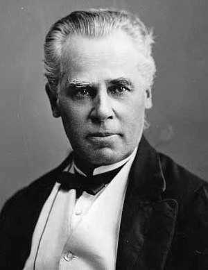 English: Sir George Etienne Cartier.