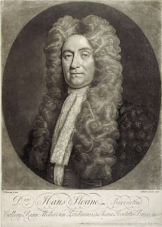 British Museum - Sir Hans Sloane