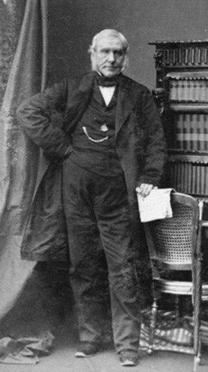 John Liddell (doctor) - John Liddell by Camille Silvy, April 1861