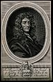 Sir Paul Rycaut. Line engraving, 1680, after R. White after Wellcome V0005162.jpg