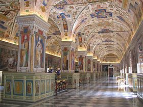 Image illustrative de l'article Bibliothèque apostolique vaticane