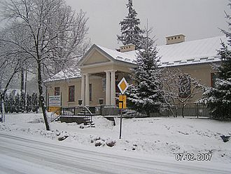 White Eagle Museum - Main building