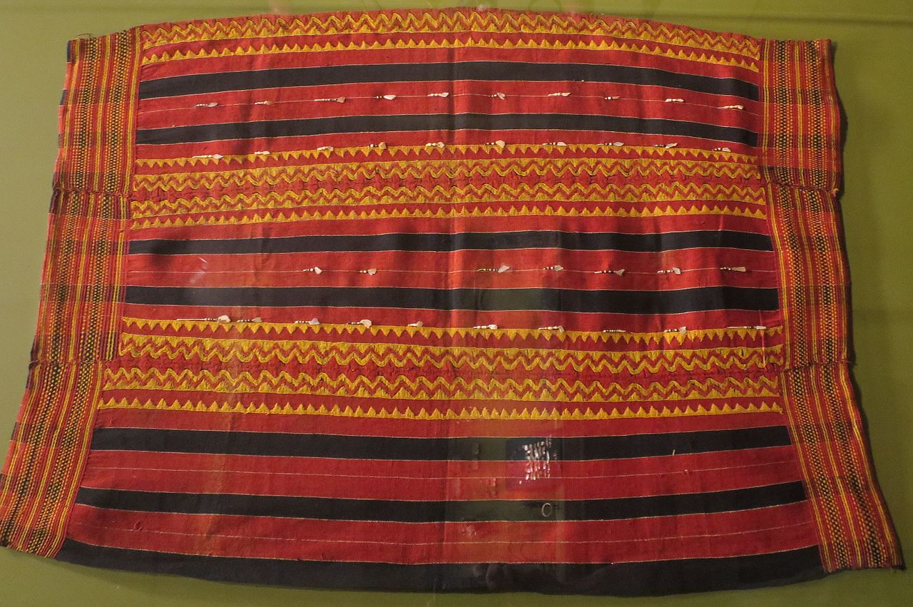File:Skirt from northern Luzon, Honolulu Museum of Art